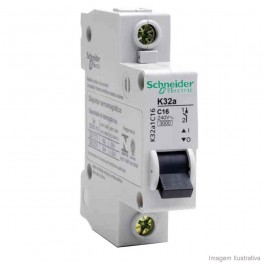 Disjuntor K32 1 x   6A C