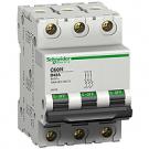 Disjuntor   C60N 3 x 6A D