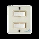 Interruptor Duplo 1 Paralelo SX 4225             10A  250 V