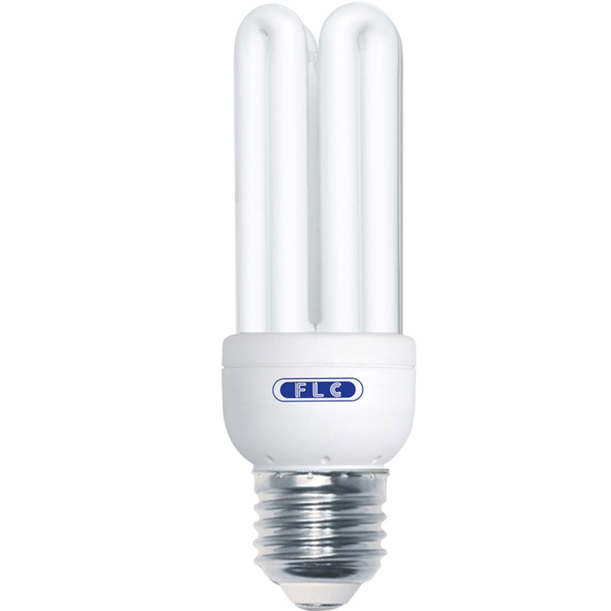 Lâmpada Fluor Compacta Eletrônica  23W 220V Branca